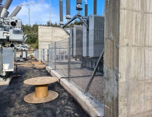 תחנת כוח חברת המים מקורות, כיסלון